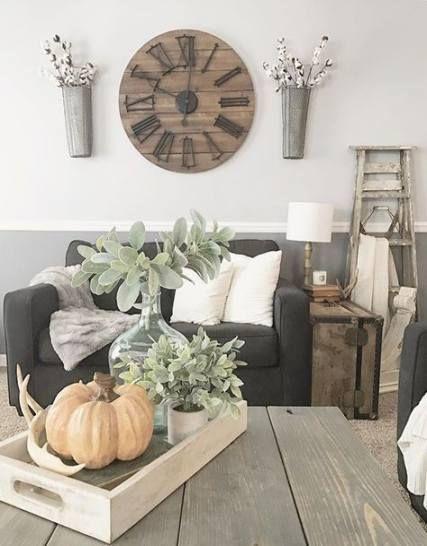 Living Room Joanna Gaines Wall Decor