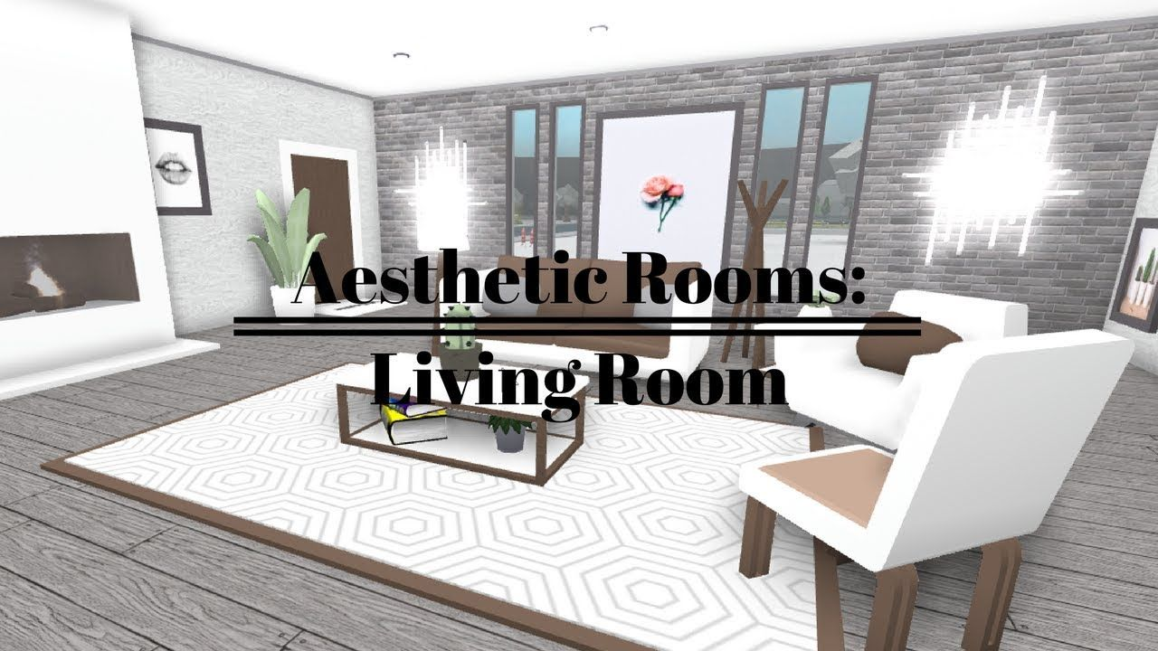 Living Room Ideas Bloxburg
