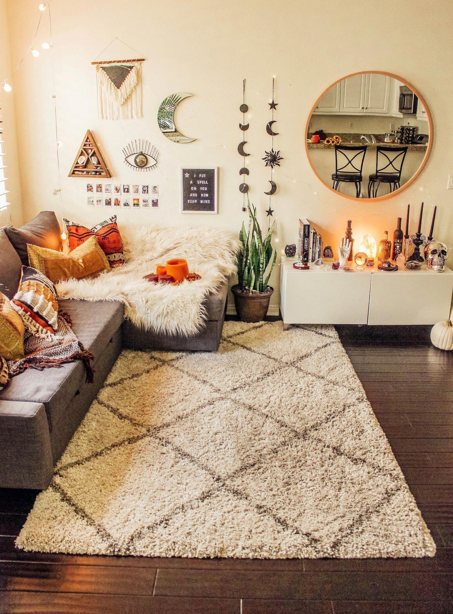 Living Room Aesthetic