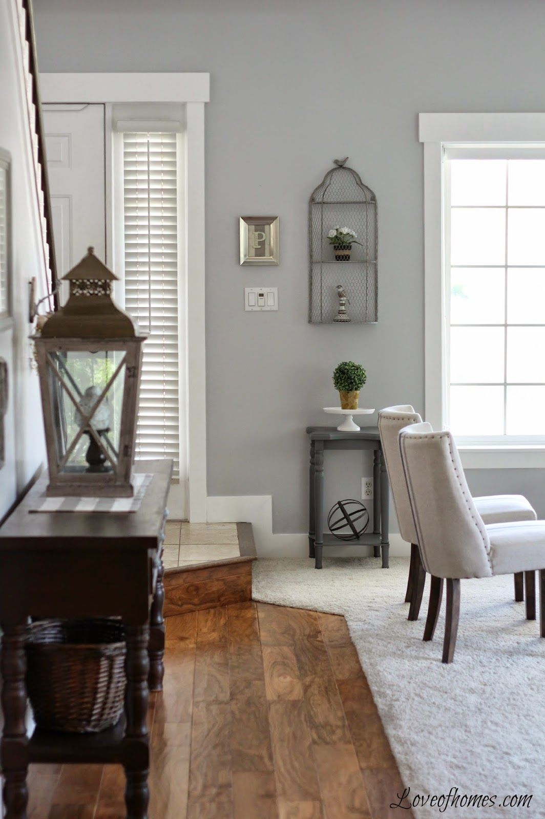 Living Room Gray Paint Colors