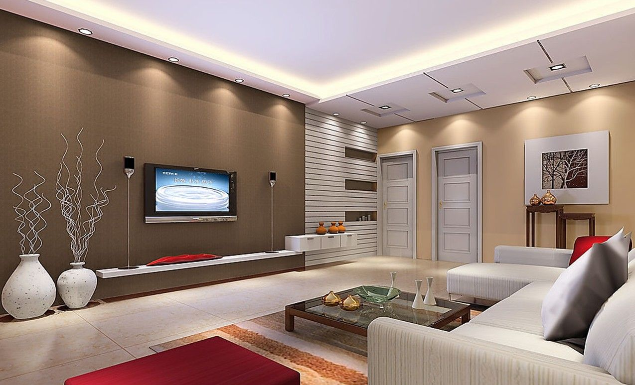 Living Room Home Interior Design